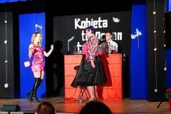 """""""Przyjaciółki""""  występ Odrzańskiej Grupy Teatralnej"""